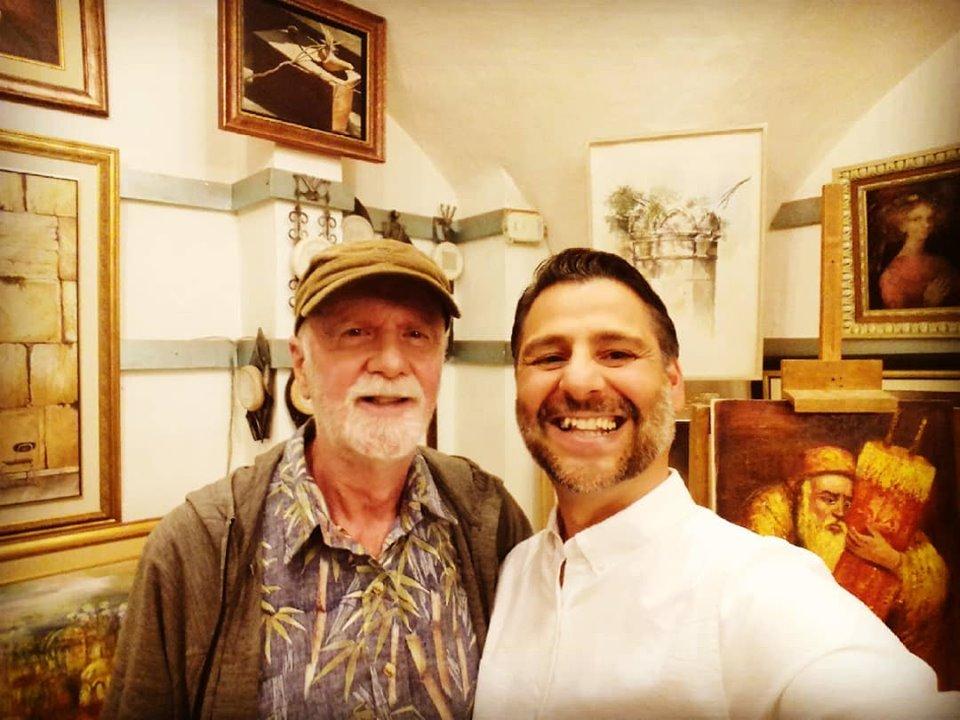 William Lee Rand and Giancarlo Serra
